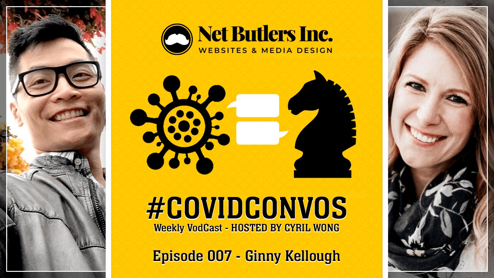 Ginny Kellough's Covid-19 Experience