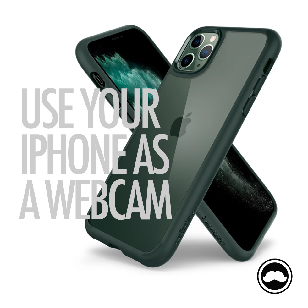 Turn Your iPhone into a Portable 1080p Webcam
