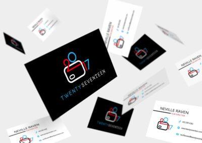 Twenty Seventeen Branding Design