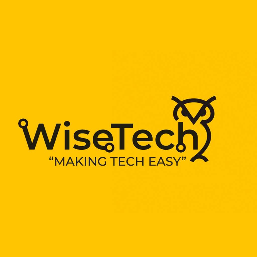 Wise Tech Logo